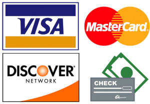 Top Notch Repairs in Northern Virginia, Accepted Payment Methods