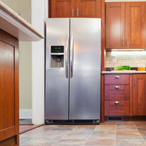 Top Notch Appliance Repair services refrigerators and freezers in Prince William County, Fairfax County, Loudoun County, Arlington, Alexandria, Fauquier County areas.